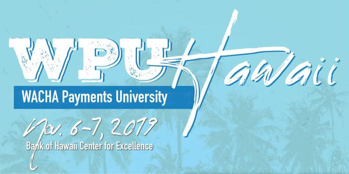 2019 Hawaii Payments University Image